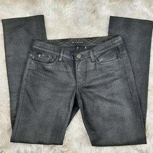 Elie Tahari Antonietta Slim Leg Jeans Size 4